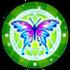 Treasure butterfly