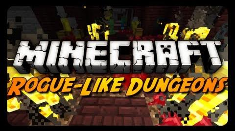 Minecraft Mod Review RogueLike Dungeons Mod! (1.6)