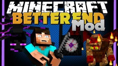 Minecraft Mod - Better End Mod - New Items, Biomes, Bosses and Mobs-0