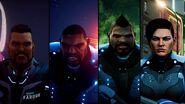Crackdown-3 Agents