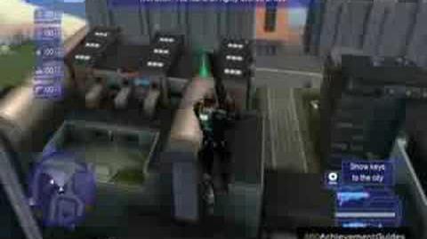 Crackdown Agility Orb Guide - Shai-Gen - Part 1