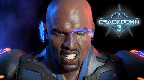 Crackdown 3 - Commander Jaxon Reveal Trailer