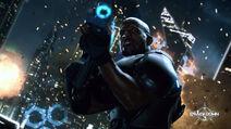 Commander Jaxon 4 - Crackdown 3