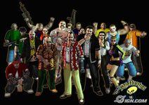 Los Muertos Members