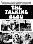 The Talking Blob