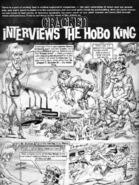 Cracked Interviews the Hobo King