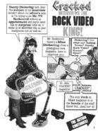 Cracked Interviews the Rock Video King