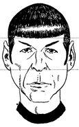 Face-Spock