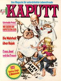 Kaputt Nr 4