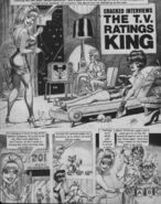 Cracked Interviews the T.V. Ratings King