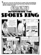 Cracked Interviews the Sports King