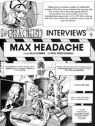 Cracked Interviews Max Headache