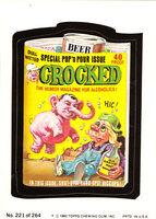 Crocked-1984