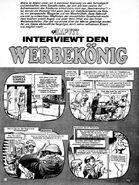 Kaputt Interviewt den Werbekönig