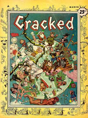 Cracked No 1