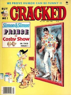 Cracked No 212