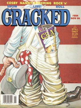 Cracked No 224