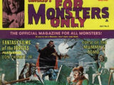 For Monsters Only No. 8