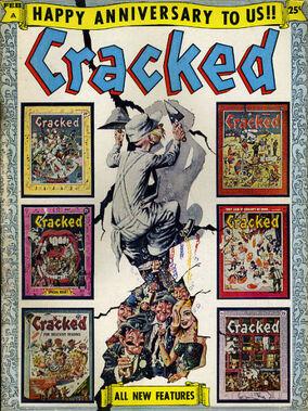 Cracked No 7
