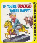 Sticker-Horse