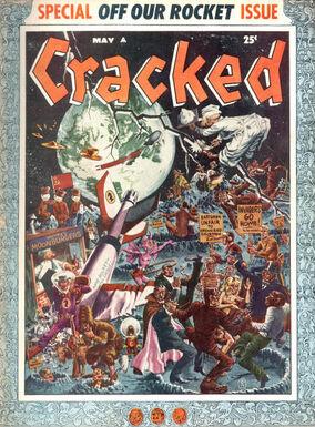 Cracked No 9