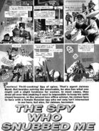 The Spy Who Snubbed Me