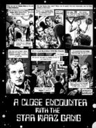 A Close Encounter with the Star Warz Gang