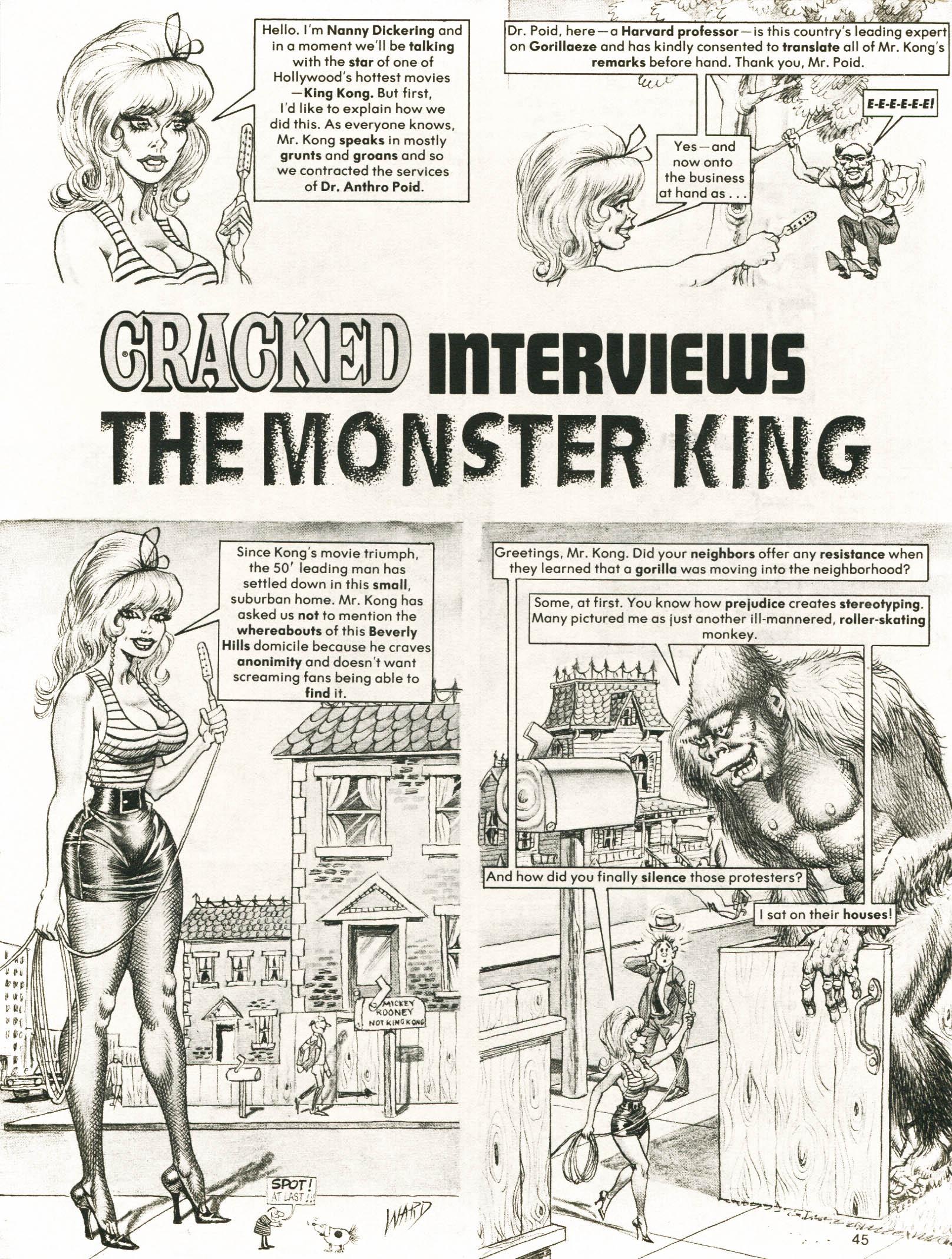 image cracked interviews the monster king jpg cracked wiki