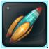 Ракета іконка