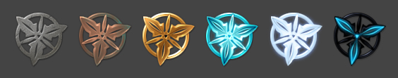 Badges preview