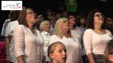 Diggy Diggy Hole (original WOAPA choir version) West Oxfordshire Academy of Performing Arts