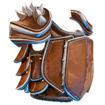 Кираса Жук-носорог