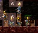 Набор быстрых лестниц