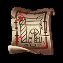 Чертеж маяка (вход)