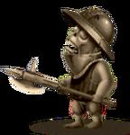 Зомби-солдат
