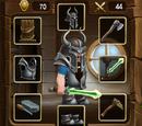 Кираса Темного лорда
