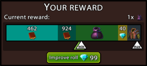 Num3 reward