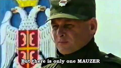 Roki Vulovic - Panteri Mauzer ,English Lyrics-0
