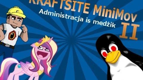 KraftSajd MiniMov II Administracja is medżik