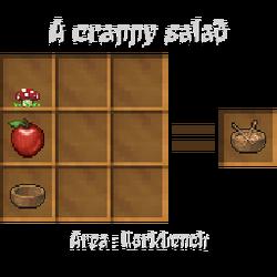A Crappy Salad