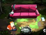 El Sofá de Misterios Adolescentes