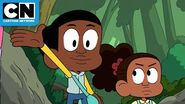 Craig of the Creek Using Non-Binary Pronouns Cartoon Network