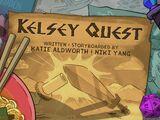 La aventura de Kelsey