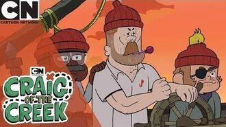 Craig of The Creek Crayfish Cartoon Network UK 🇬🇧