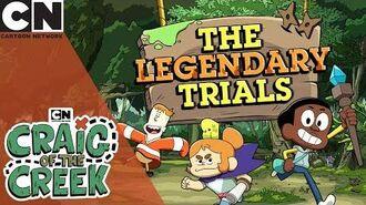 Craig of The Creek Legendary Trials Gameplay Cartoon Network UK 🇬🇧
