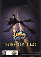 Crash Bandicoot 3 - Warped