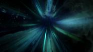 Fake wormhole