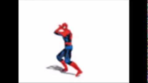 Amazing Spiderman Gif Dances to Anything!!! 10 hours