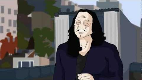 The Room Animated - Oh Hi Mark!