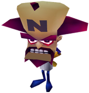 Crash 2 Dr. Cortex